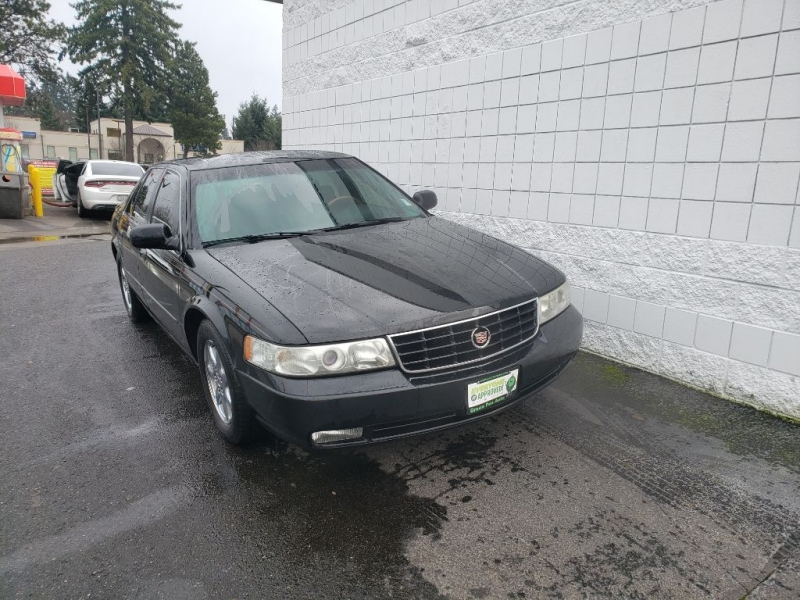 CADILLAC SEVILLE 2002 price $1,999