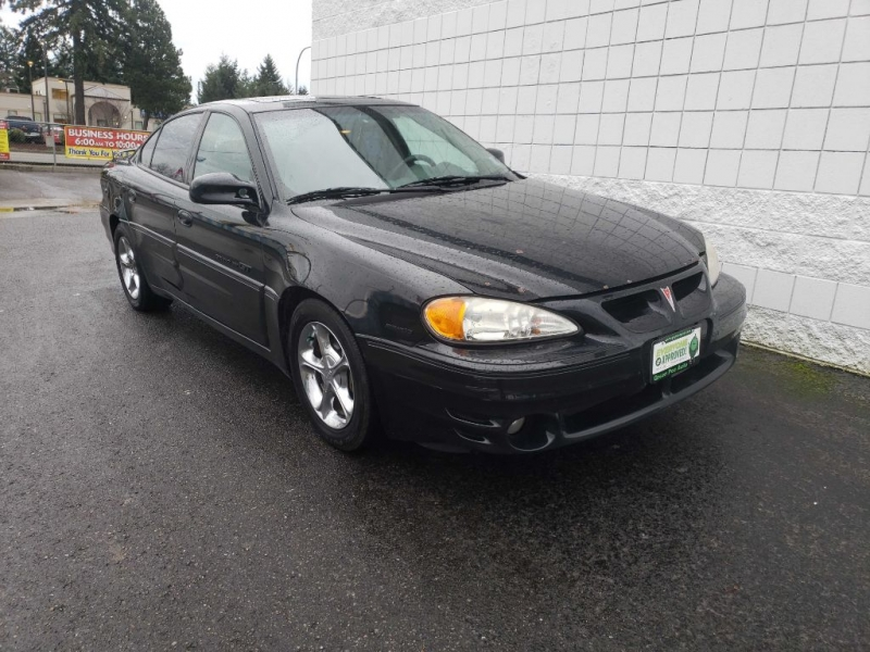 PONTIAC GRAND AM 2001 price $999