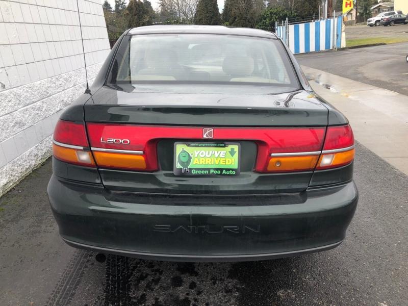 SATURN L-SERIES 2002 price $999