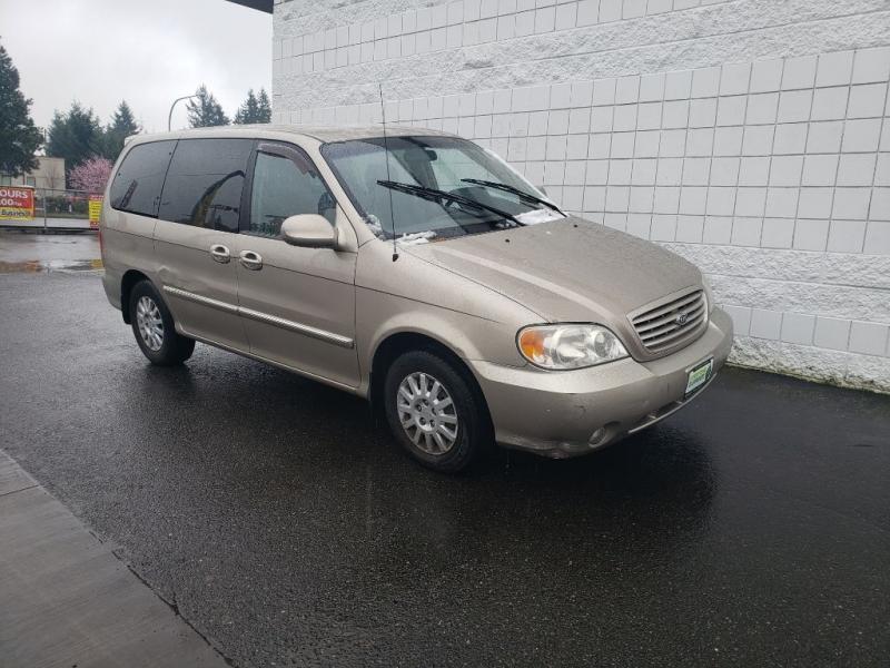KIA SEDONA 2002 price $1,299