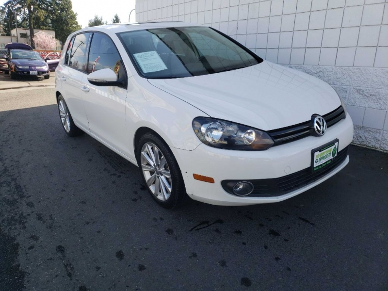 VOLKSWAGEN GOLF 2012 price $8,999