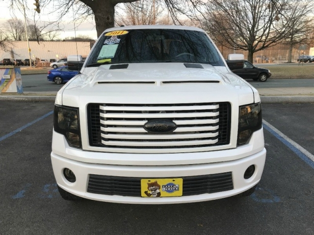 2011 Ford F-150 LIMITED PRO-CHARGER 6.2L