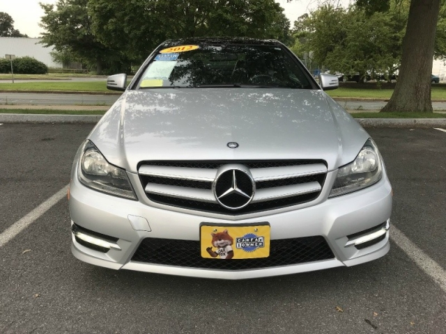 Malden Auto Brokers >> 2012 Mercedes Benz C Class 2dr Cpe C 350 4matic Inventory