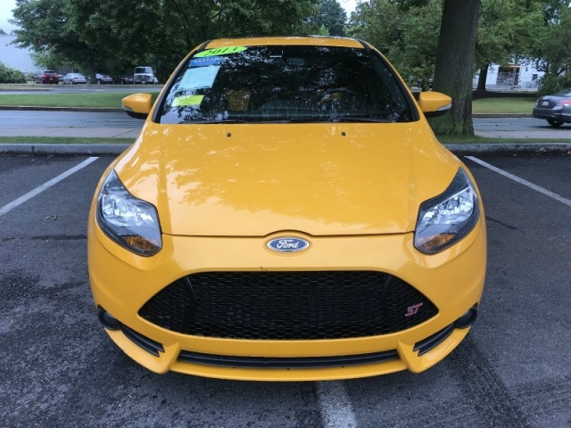 2013 Ford FOCUS ST RECONSTRUCTED TITLE