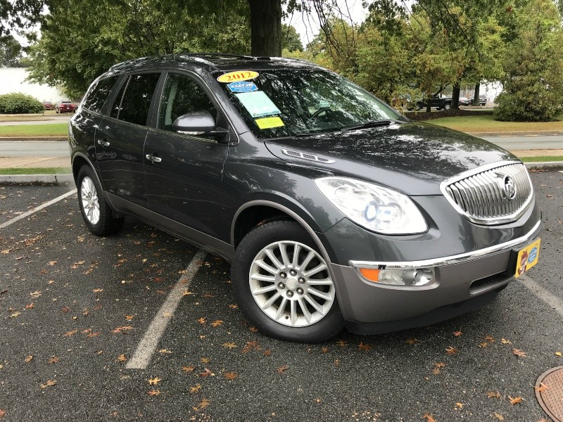 2012 Buick Enclave Awd 4dr Leather Inventory Malden