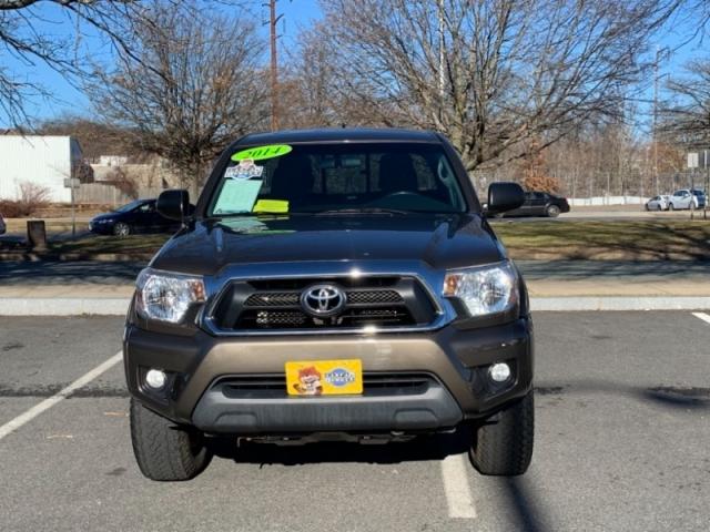 2014 Toyota tacoma SRS