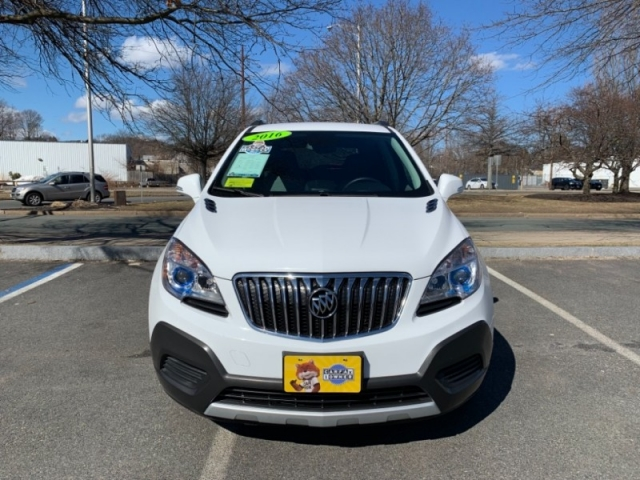 Malden Auto Brokers >> 2016 Buick Encore Fwd 4dr Inventory Malden Auto Brokers