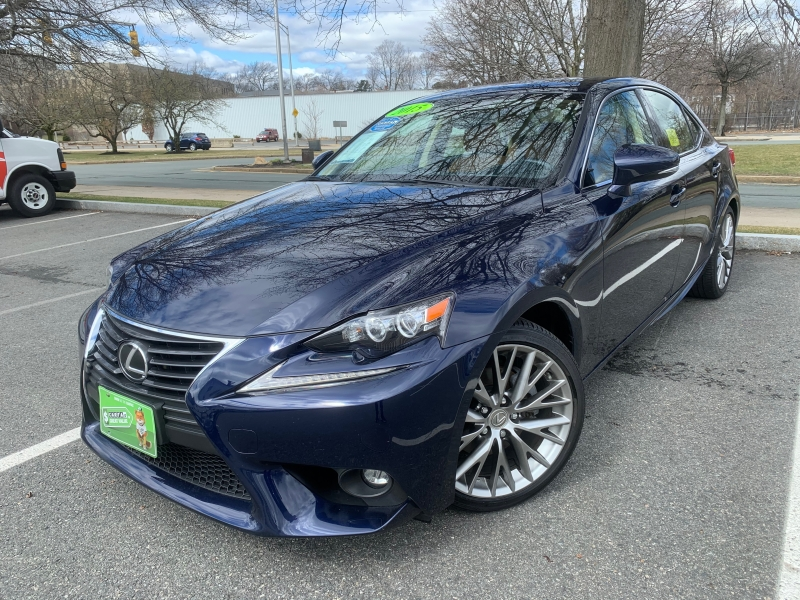 Lexus IS 250 2015 price $22,999