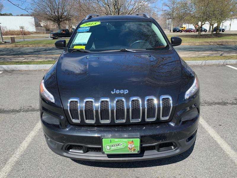 Jeep Cherokee 2015 price $11,999