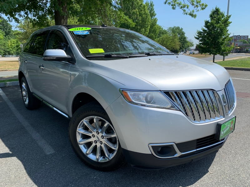 Lincoln MKX 2013 price $13,999