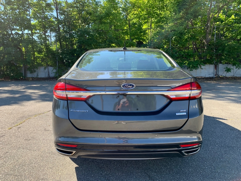 Ford Fusion 2017 price $13,700