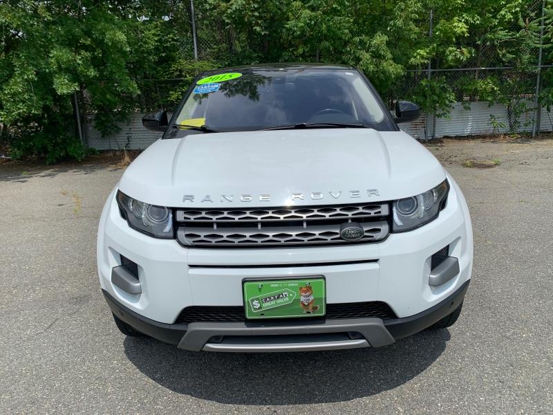 Land Rover Range Rover Evoque 2015 price $20,999