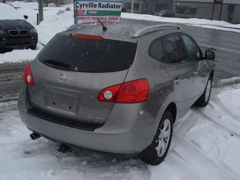 Nissan Rogue 2010 price $6,690