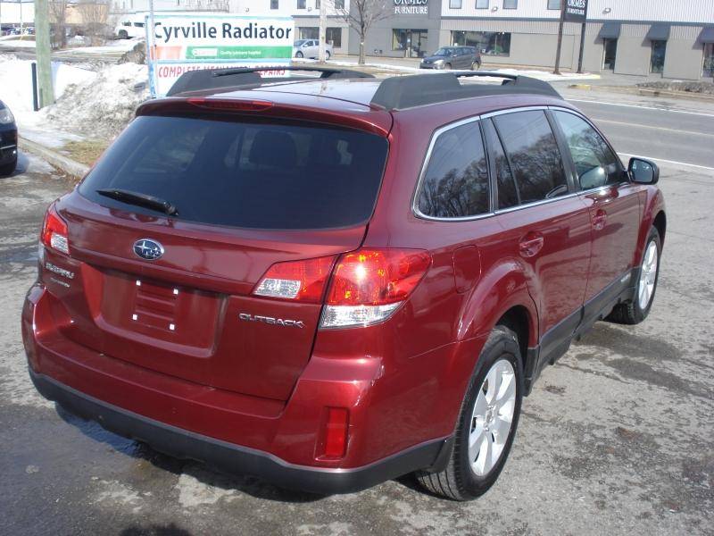 Subaru Outback 2011 price $8,490