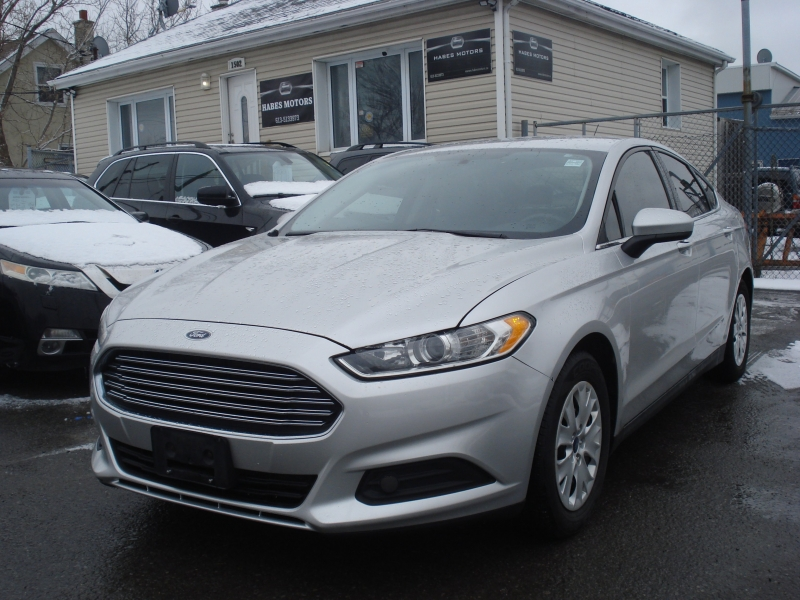 Ford Fusion 2013 price $8,490