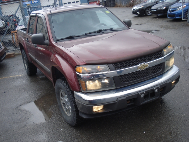 Chevrolet Colorado 2007 price $8,990