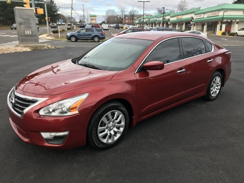 Jvr Auto Sales >> 2015 NISSAN ALTIMA 2.5 Needs Nothing Like New!! See Ad JVR AUTO CENTER | Auto dealership in Hatboro