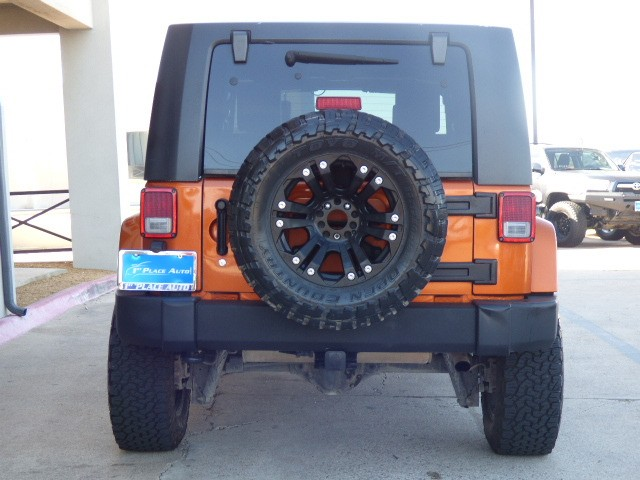 Jeep Wrangler Unlimited 2010 price $21,990