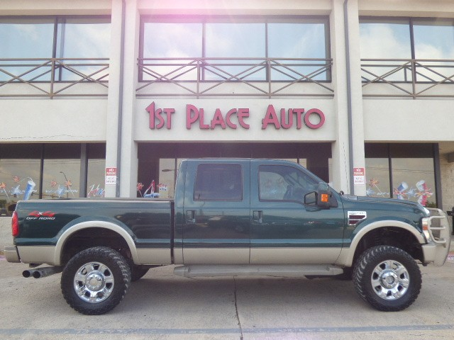 Ford Super Duty F-250 SRW 2008 price $24,990