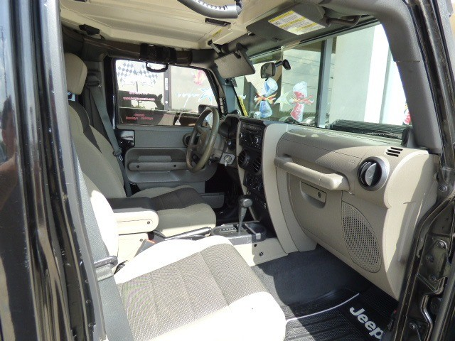 Jeep Wrangler 2007 price $23,990