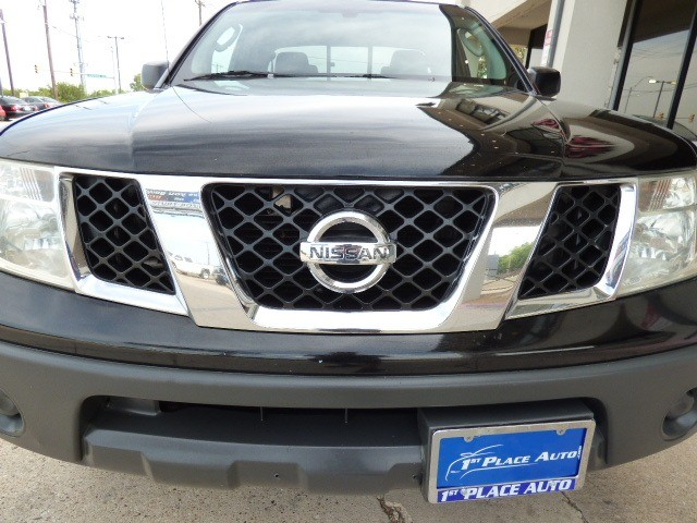 Nissan Frontier 2007 price $8,990