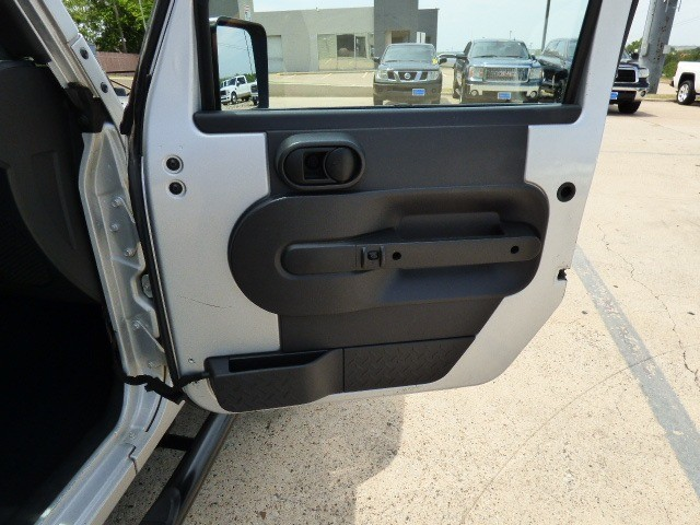 Jeep Wrangler 2008 price $21,990