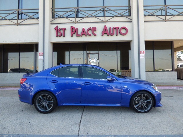 Lexus IS 250 2012 price $21,990