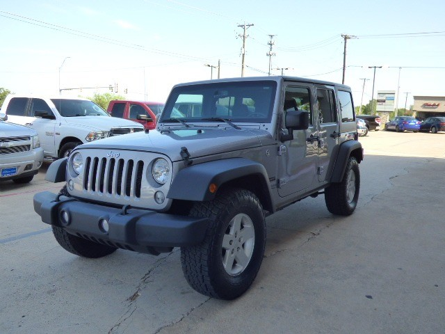 Jeep Wrangler Unlimited 2016 price $29,990