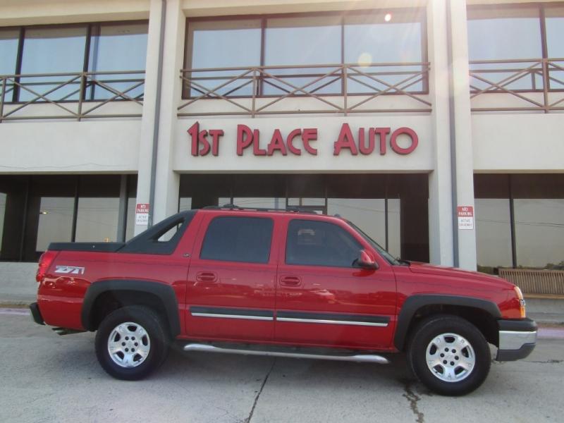 Chevrolet Avalanche 2005 price $12,990