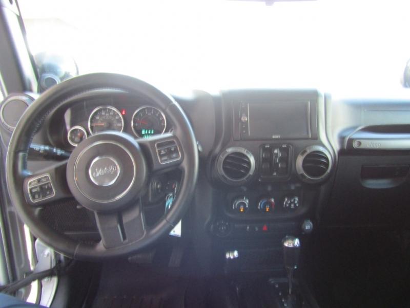 Jeep Wrangler Unlimited 2011 price $25,990
