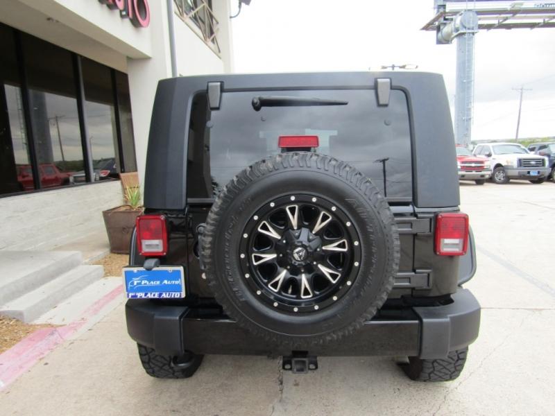 Jeep Wrangler Unlimited 2009 price $21,990