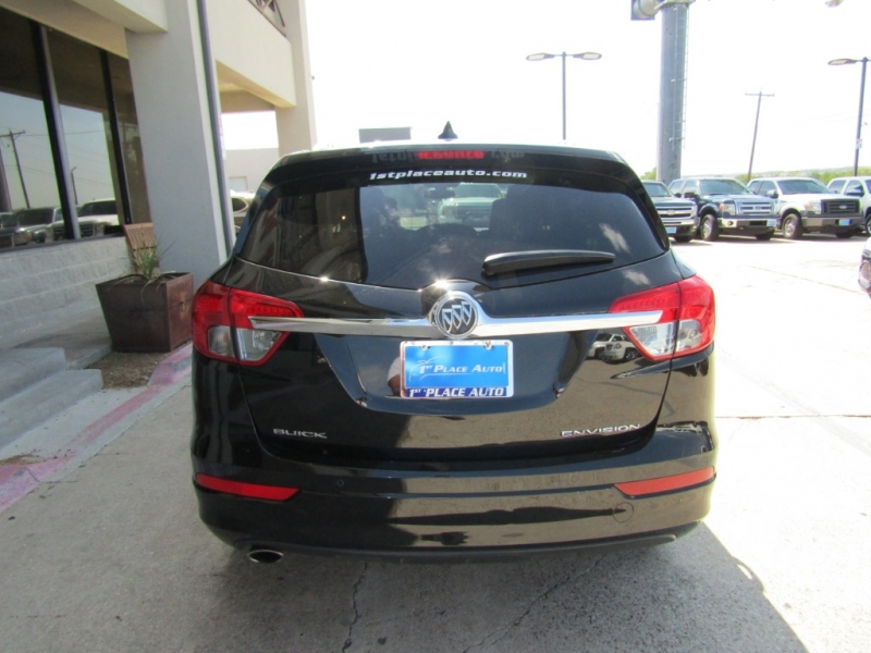 Buick Envision 2017 price $23,990
