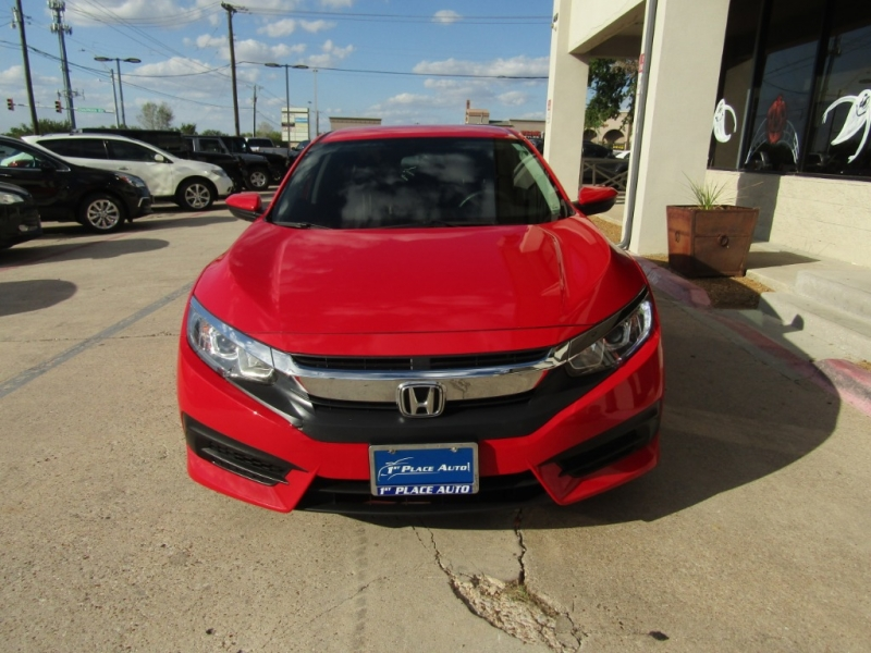 Honda Civic Sedan 2017 price $19,990