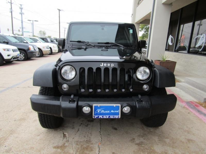 Jeep Wrangler Unlimited 2014 price $26,990