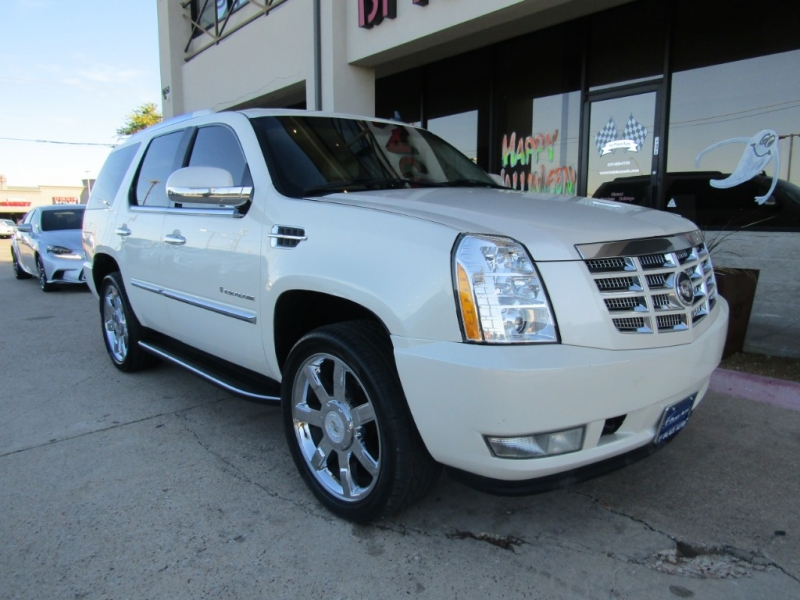 Cadillac Escalade 2007 price $23,990