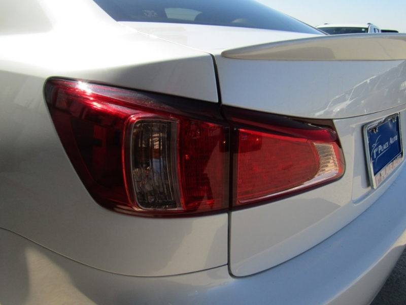 Lexus IS 250 2013 price $19,990