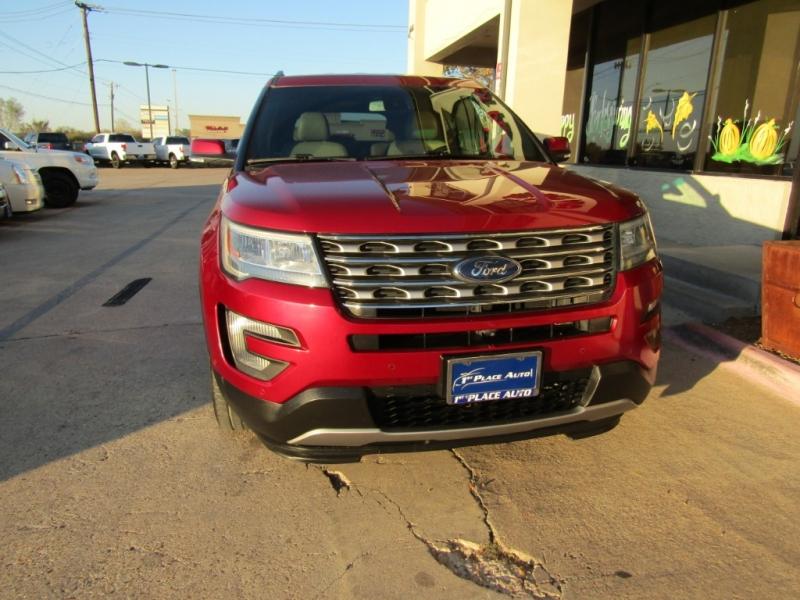 Ford Explorer 2016 price $24,990