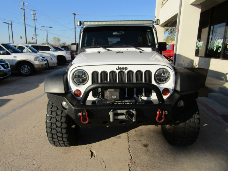 Jeep Wrangler Unlimited 2011 price $24,990