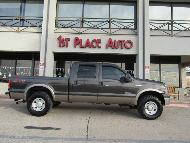 Ford Super Duty F-250 2006 price $21,990
