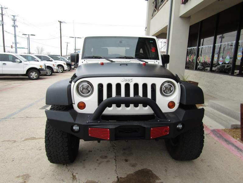 Jeep Wrangler 2007 price $22,990