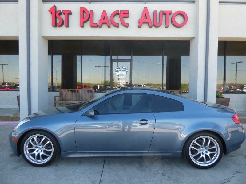 2006 Infiniti G35 Coupe Buy Here Pay Here Inventory Fort Worth