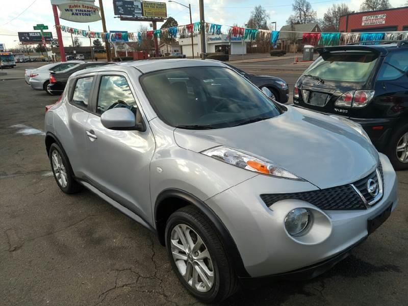 Nissan JUKE 2014 price Call for Pricing.
