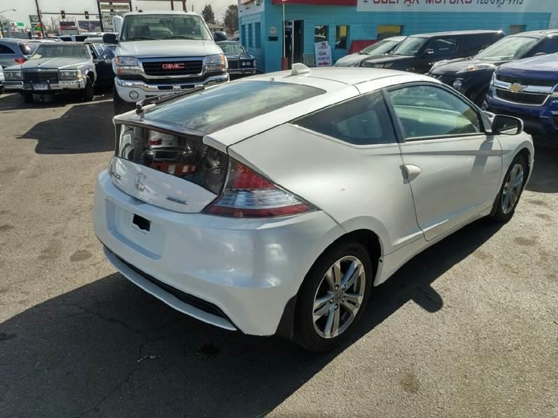 Honda CR-Z 2013 price $7,900