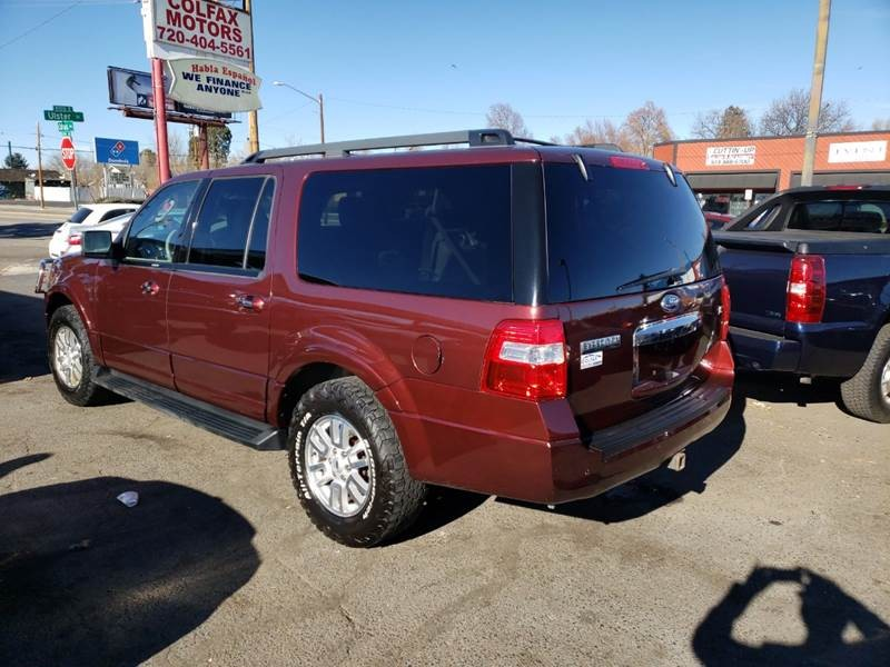 Ford Expedition EL 2011 price $9,500