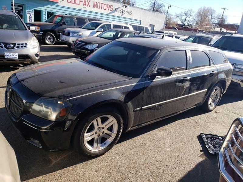 Dodge Magnum 2006 price $6,500