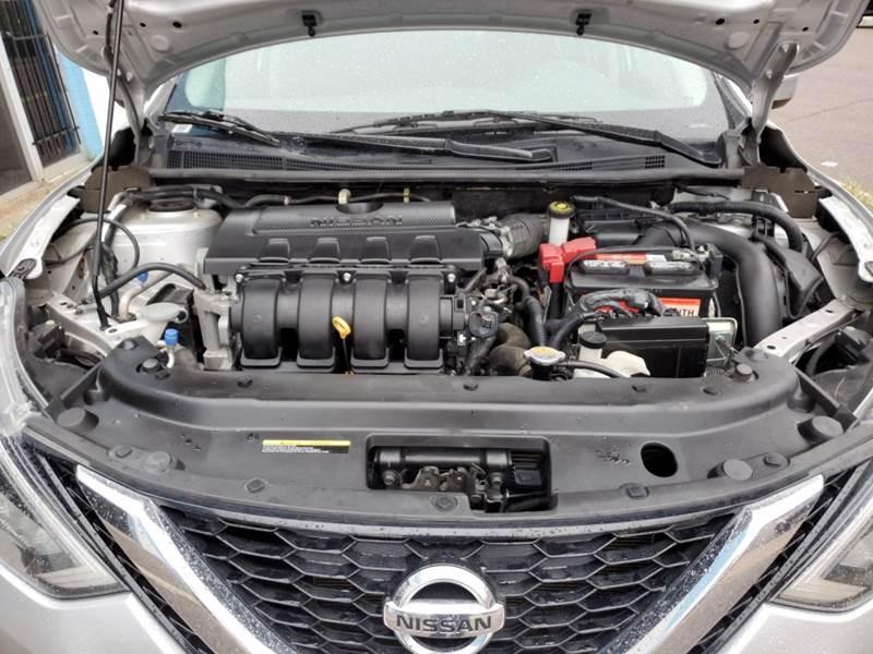 Nissan Sentra 2016 price $8,499