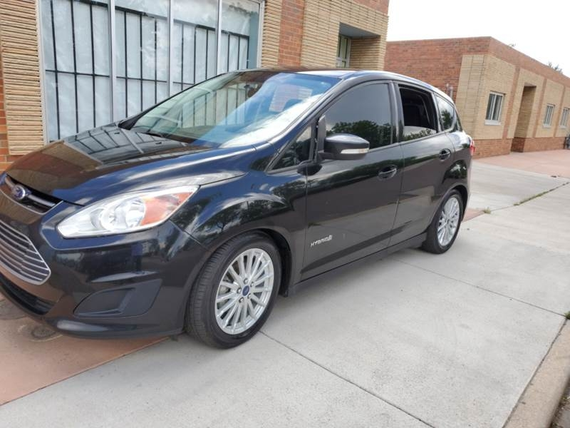 Ford C-MAX Hybrid 2014 price $9,500