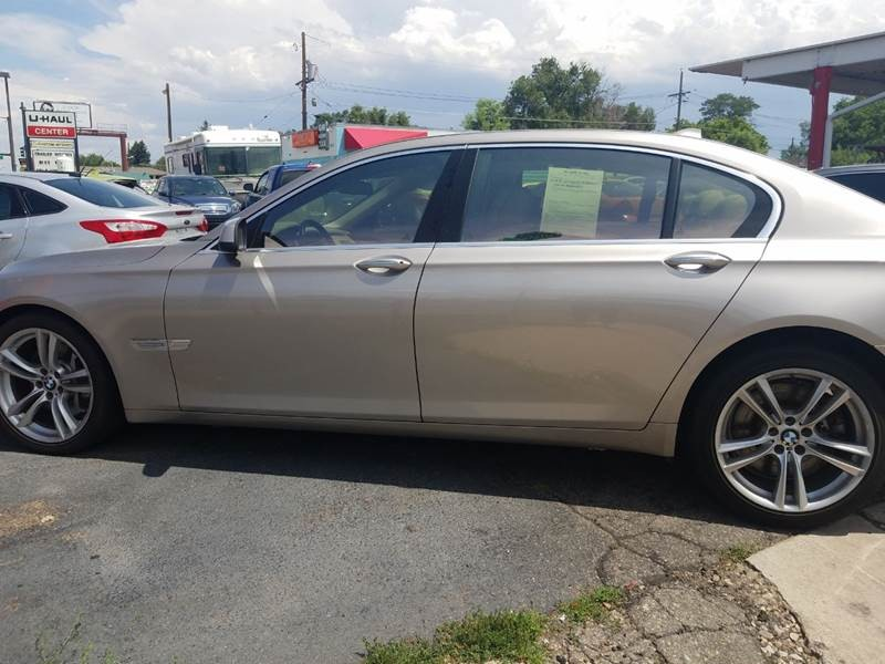 BMW 7 Series 2010 price $13,500