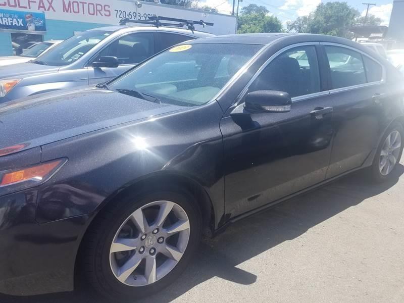 Acura TL 2013 price $7,500