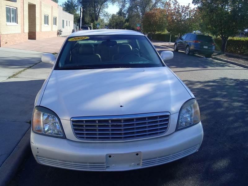 Cadillac DeVille 2002 price $2,700